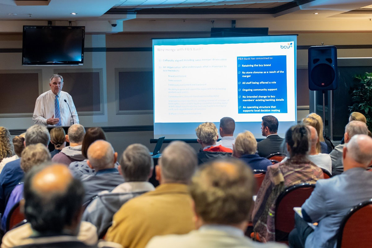 Bcu Customer Service >> Bcu Bcu Members Turn Out In Force For Information Events