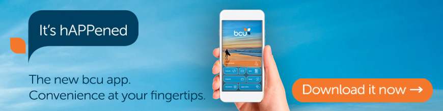 Image of bcu's new Banking app