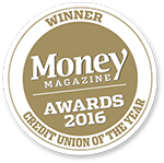 bcu Money Magazine's Credit Union of the Year 2016
