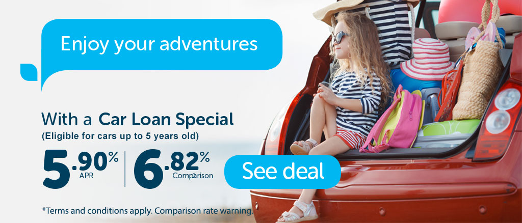 With a Car Loan Special